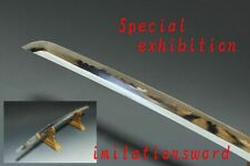 New ListingJapanese old Metal imitation sword Koshirae samurai katana yoroi tsuba Busho 脇指