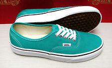Vans Authentic Emerald True White Men's Size 6.5