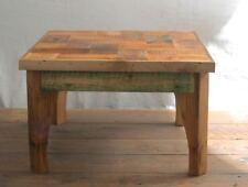 Altholz Upcycling Couchtisch Tisch Massivholz Kiefer rustikal Loft shabby