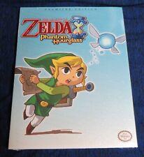 2007 Nintendo The Legend of Zelda Phantom Hourglass Game Guide Premiere Sealed