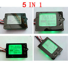 Capacity Tester Indicator coulometer 12v 24v 48v 50A Lithium / Lead-acid Battery
