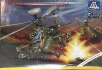 Italeri AH-64D Longbow Apache Ref 863 Escala 1/48