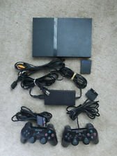 Sony PlayStation 2 PS2 Slim Console Controllers Memory Card