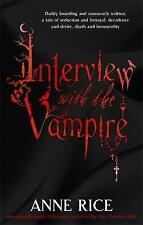 Interview With The Vampire: Number 1 in series by Anne Rice (Paperback, 1981)