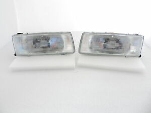 New OE Style Headlight Pair L + R For Sentra B13 -1991 1992 1993 1994-92~94