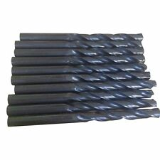 10 5.2mm HSS Double Twist Drill Bit Set for Metal Carbon Steel Stainless