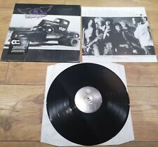 Aerosmith - PUMP! 180G Back to Black Vinyl Re-Issue Near Mint