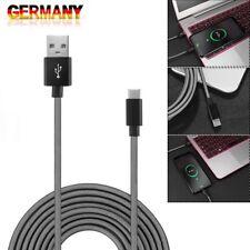 Micro USB Type-C Schnellladekabel Ladekabel Date Cable Für Samsung S9 Plus S8 DE