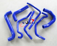 Holden Commodore VY V8 5.7 LS1 2002 2003 2004 Silicone Radiator Heater Hose BLUE
