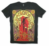 Children of Bodom Stained Glass Black T Shirt New Official Adult