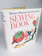 Vintage Better Homes & Gardens Sewing Book Collector's 1970 Binder Journal