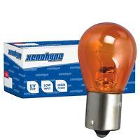 10x PY21W XENOHYPE Premium BAU15s 24 V 21 Watt LKW Kugellampe Blinkerlampe