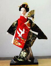 New Japanese Beautiful Doll Geisha Doll Figure Figurine Beautiful S2