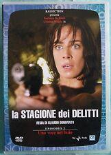 LA STAGIONE DEI DELITTI - EPISODIO 2 - DVD n.00616