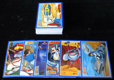 1993 Prime Time Speed Racer Trading Card Set (55) Nm/Mt