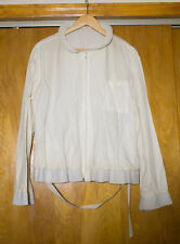 Helmut Lang Archive White Jacket With Strap