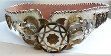 Stunning Vintage Cesar Ugarte Wearable Art Belt