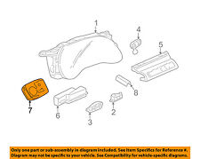 Cadillac GM OEM 00-05 DeVille Cluster Switches-Headlamp Switch 25680169