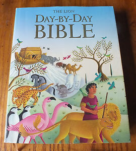 The Lion Day-By-Day Bible by Mary Joslin (Hardback, 2007) Children's Illustrated