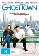 Ghost Town-DVD VERY GOOD CONDITION FREE POSTAGE AUSTRALIA WIDE