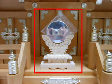 Sacred Mirror for Kamidana Shinto Shrine Miniature Ritual articles god shelf M