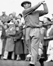 1950 Pro Golfer BEN HOGAN Glossy 8x10 Photo Golf Print Swing Poster