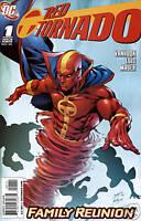 Red Tornado #1 Comic Book - DC