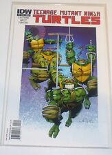 Teenage Mutant Ninja Turtles #2  2011  N.M