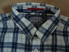 Superdry Check Cotton Shirt. 16 / L. NEW - Free UK Post