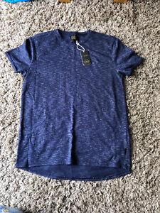 Gabba Denim T Shirt Blue - L / XL