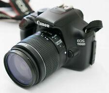 Canon EOS 1100D im Set mit Objektiv 18-55 IS 2 II EFS