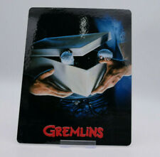 GREMLINS - Glossy Bluray Steelbook Magnet Cover (NOT LENTICULAR)