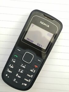 Nokia 1202 cell phone Cellular Phone unlocked for all carriers for all countries