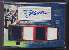 2011 Topps Prime Ryan Mallett Auto 2 Color Jersey Rc Serial # to 515