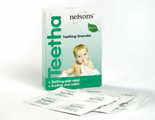 Nelsons Teetha Teething Granules Powder for Soothing & Calming Relief 12 Sachets
