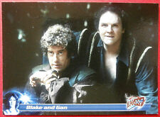 Terry Nation's BLAKE'S 7 - Card #37 - Blake and Gan - Unstoppable Cards 2013