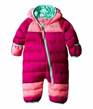 The North Lil' Snuggler Down Suit, Snowsuit Hooded, Infant 0 - 3m NEW!