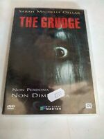 DVD THE GRUDGE NON PERDONA NON DIMENTICA
