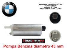PB08 - Pompa Benzina (Fuel Pump) D-43mm per BMW R 1100 GS dal 1994 al 2007
