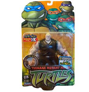 Teenage Mutant Ninja Turtles, Hun TMNT 2003 Playmates Action Figure Toy Display