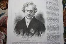 1860 chiave 117/Sigismondo cavalieri di Neukomm da Salzburg Parigi compositore