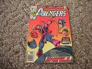 Avengers #172 (1963 1st Series) Marvel Comics VF