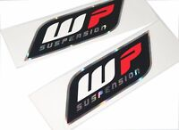 Front Fork WP Suspension Sticker Decal Set of 2 for KTM Duke 125 200 390 AUD