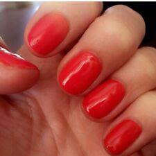 CND Shellac Electric Orange Color LED Gel UV Neu Nagellack Top Super Qualität