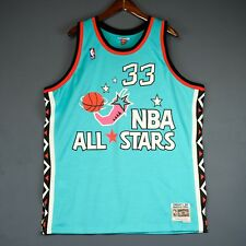 100% Authentic Patrick Ewing Mitchell Ness All Star Swingman Jersey L 44 *READ*