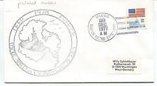 """1977 Burton Island """"Deep Freeze"""" USA Polar Antarctic Cover"""
