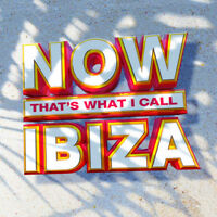 Various Artists : Now That's What I Call Ibiza CD 3 discs (2018) ***NEW***
