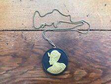 1970s wedgewood king tut medallion jasperware