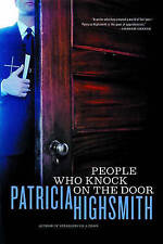 People Who Knock at the Door, Acceptable, Highsmith, Patricia, Book