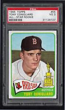 1965 Topps #55 Tony Conigliaro PSA 3 All-Star Rookie Boston Red Sox